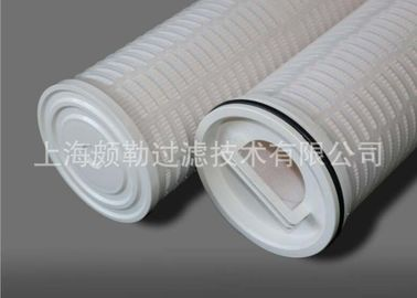 Seawater Desalination PP 3m High Flow Filter Cartridge 99.8% Filtration Efficiency