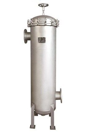 "EPDM 0.3μM 40"" Industrial Stainless Steel Filter Housing"